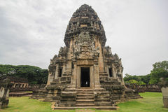 Phimai Historical Park, Nakhon Ratchasima, Thailand Royalty Free Stock Images