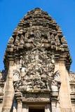 Phimai historical park , Nakhon ratchasima, Thailand Royalty Free Stock Image