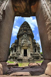 The Phimai historical park Royalty Free Stock Photo