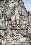 Phimai historischer Park Stockfotografie