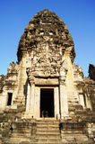 The Phimai Sanctuary, Phimai Historical Park,Thailand Royalty Free Stock Photography