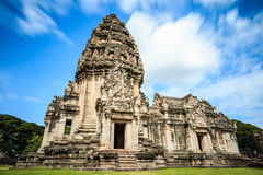 Phimai stone castle Stock Photos