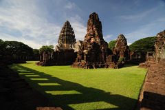 Phimai Temple Historical Park Royalty Free Stock Photography