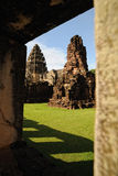 Phimai Temple Historical Park Royalty Free Stock Image