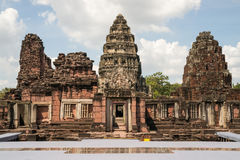 Phimai Temple Stock Image