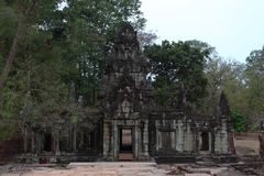 Phimeanakas, Angkor Thom Royalty Free Stock Photo