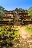 Phimeanakas temple, Angkor Thom royalty free stock photos