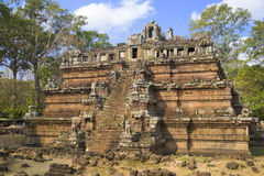 Phimeanakas Temple, Cambodia Stock Photos