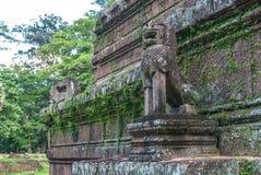 Phimeanakas temple Royalty Free Stock Photo