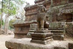 Phimeanakas temple Royalty Free Stock Image