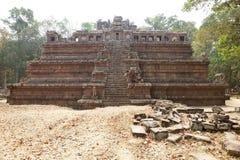 Phimeanakas temple Stock Photography