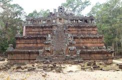 Phimeanakas temple Stock Image