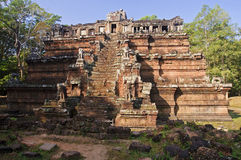 Phimenakas n Angkor Thom Royalty Free Stock Photo