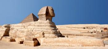 Phinx e pirâmide imagens de stock royalty free