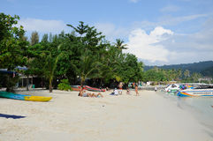 PhiPhi Don Island Thailand Royalty Free Stock Photos