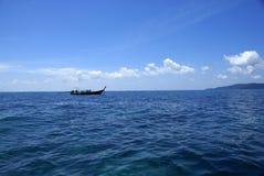Phiphi Insellandschaft Stockfoto