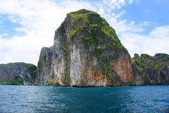 PhiPhi Island Royalty Free Stock Photography