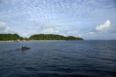 Phiphi island scenery Stock Images