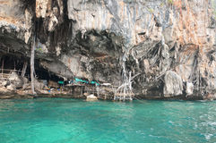 PhiPhi Islands Royalty Free Stock Photo