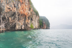 PhiPhi Islands Stock Image