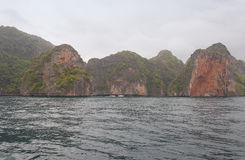 PhiPhi Islands Stock Images