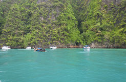 PhiPhi Islands Stock Photo