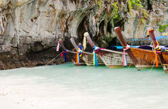 PhiPhi Ley Island Royalty Free Stock Photo
