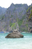 PhiPhi Ley Island Royalty Free Stock Images