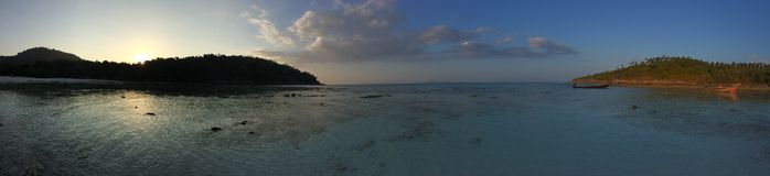 Phiphi wyspa Zdjęcia Stock
