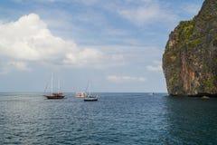 Phiphiinsel Stockfotos