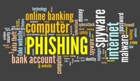 Phishing 向量例证