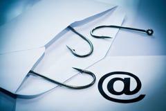 Phishing Photos libres de droits