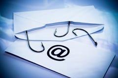 Phishing Imagem de Stock
