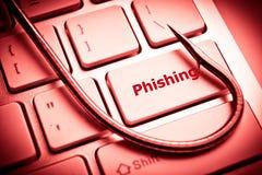 Phishing Стоковые Изображения