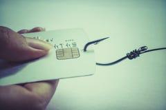 Phishing Стоковая Фотография