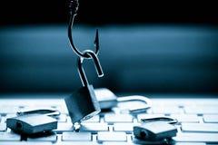Phishing stock afbeeldingen