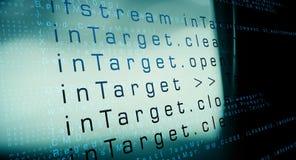 Phishing attack using trojan hacking bug Stock Photography