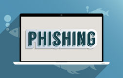 Phishing Royalty Free Stock Image