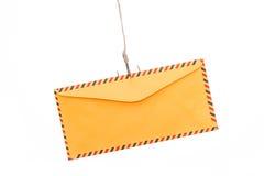 Phishing del correo aéreo Fotos de archivo