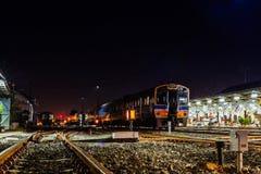 Phitsanuloke kolej i dworzec Obraz Stock