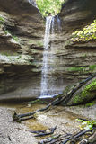 Pähler Schlucht waterfall Stock Photography