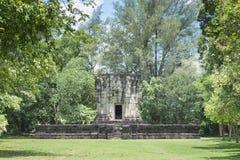 Phluang圣所前面在素林,公共场所 库存图片