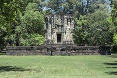 Phluang圣所在素林,公共场所 库存照片