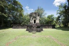 Phluang圣所在素林,公共场所 免版税库存图片