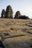 phnom Камбоджи bakheng Стоковая Фотография