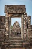 Phnom Bakheng in Siem Reap, Kambodscha stockbilder