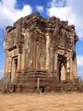 Phnom bakheng Temple. Angkor , Siem reap, Cambodia Royalty Free Stock Image