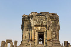 Phnom bakheng Temple in Angkor. Siem reap, UNESCO site Cambodia. Stock Image