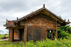 Phnom Bokor Kampot,柬埔寨 免版税库存图片