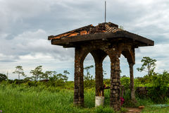 Phnom Bokor Kampot, Cambodia June 2015 Stock Images